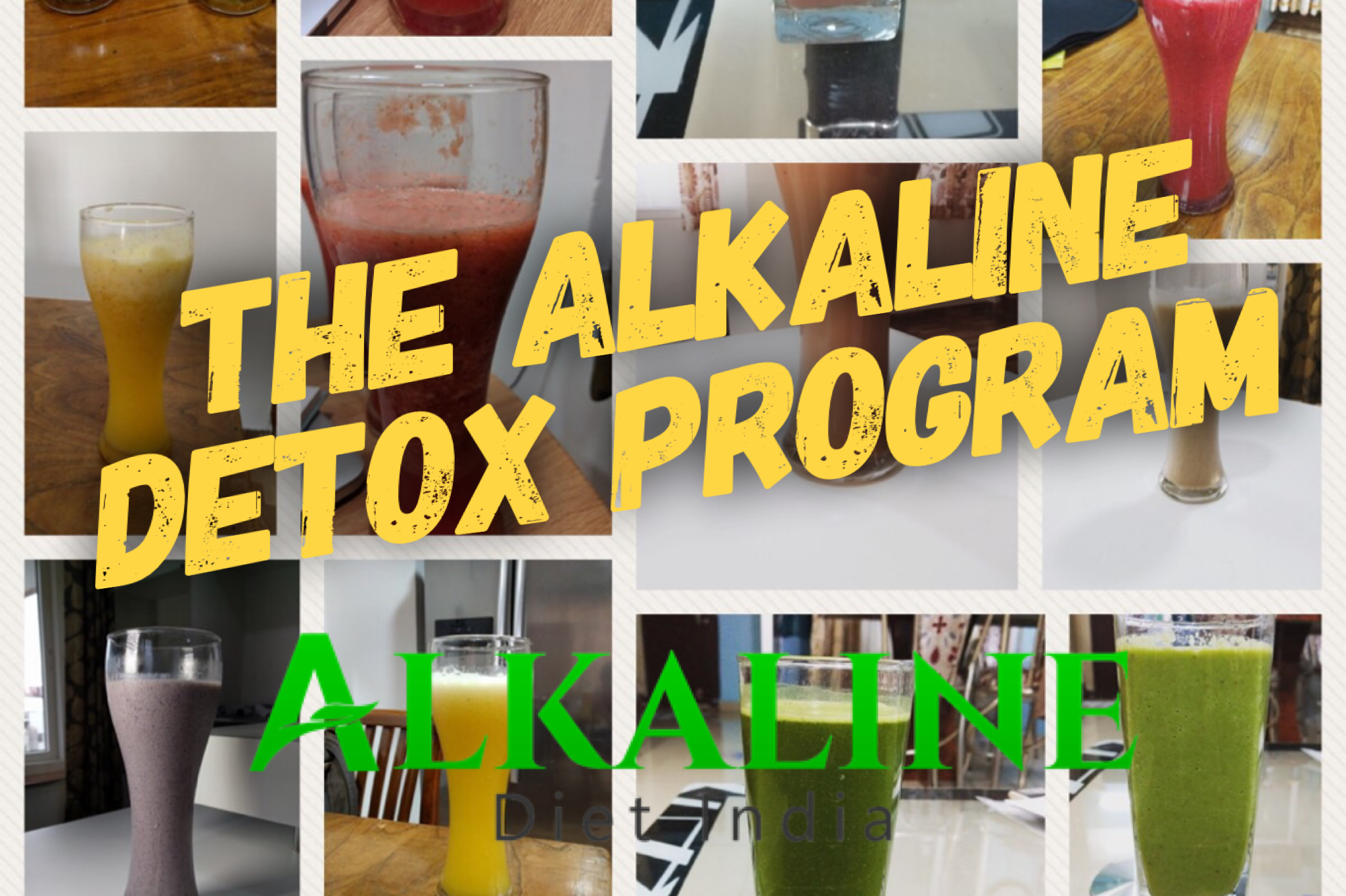 The Alkaline Detox Program